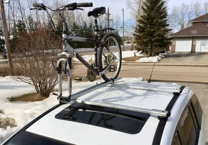 Load and Secure a Bicycle