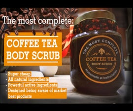 The Cheapest Most Complete Body Scrub!