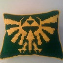 Legend of Zelda, Triforce Pillow