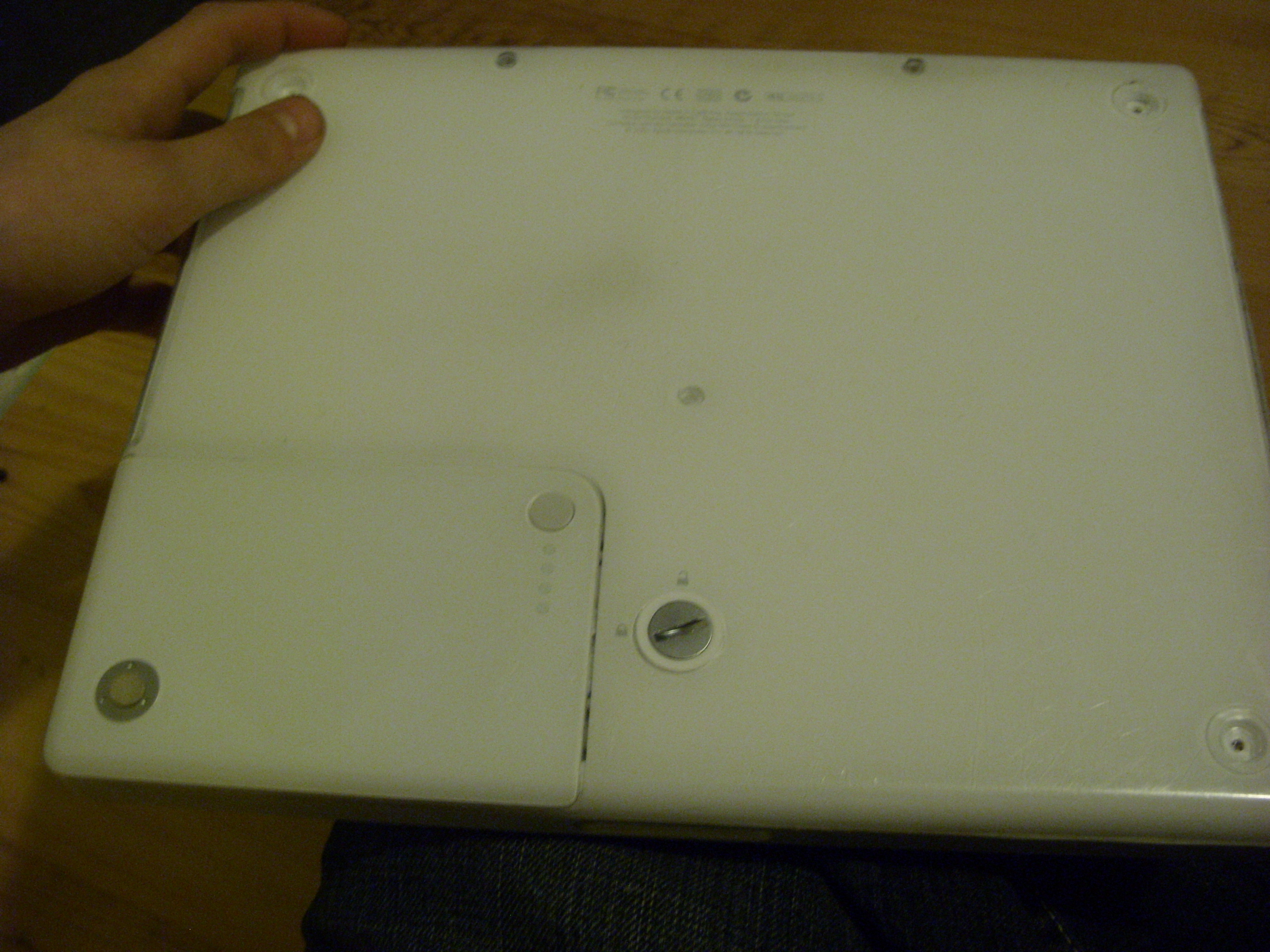 Picture of Hackintosh: Imad (ibook Computer)