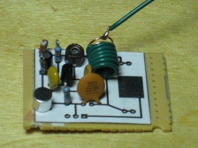 Making Your Inductor and Antenna