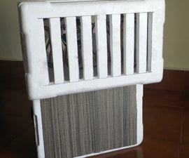 Home Made Air Cooler Upgraded version