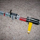 Knex single shot rifle(snyper)