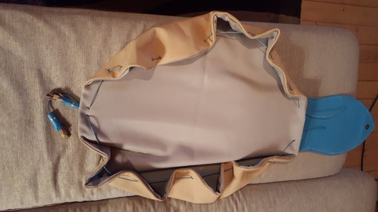 Leather Tassel/Lederquaste