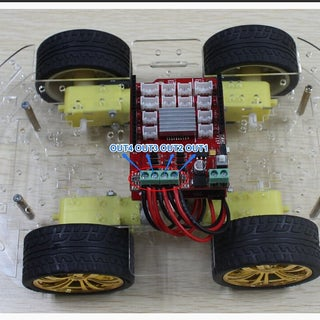 Smart WIFI Video Car( Arduino Control )