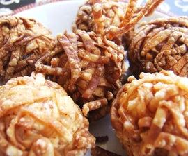 Fried Chinese Crab Balls