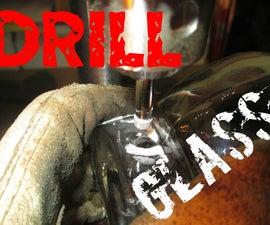 Drilling Holes in Glass Bottles