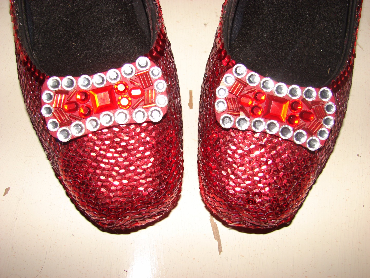 Picture of Replica Ruby Slippers (from Oz)