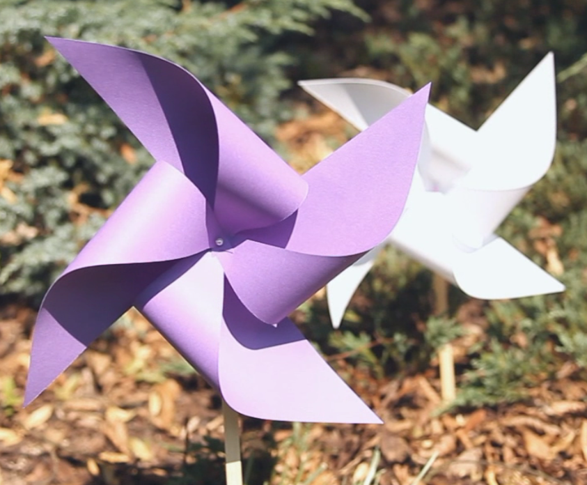 Picture of Paper Windmills
