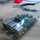 Simple Raspberry Pi B+ case