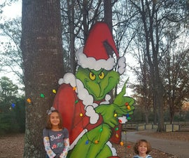 Giant Grinch