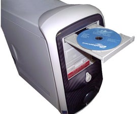make an annoying program that opens and closes all your cd drives