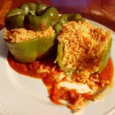 3 Ingredient Stuffed Peppers