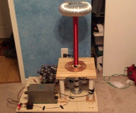 The Simple Tesla Coil
