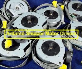 Arduino Stepper Drivers Tutorial-2/2