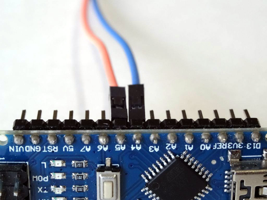 Picture of Connect the Real Time Clock to Arduino