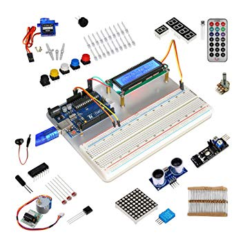 Picture of Components Needed :