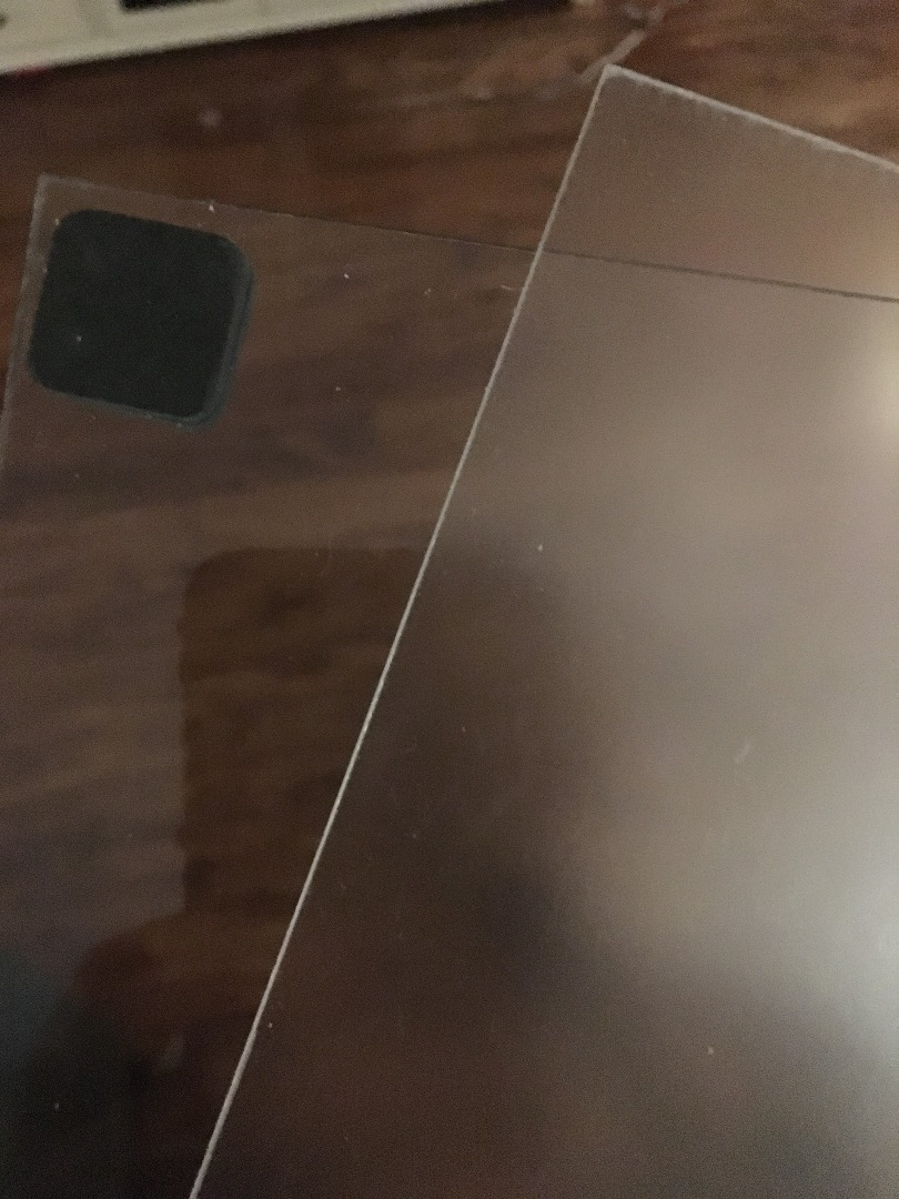 Picture of Assembling the Light Table