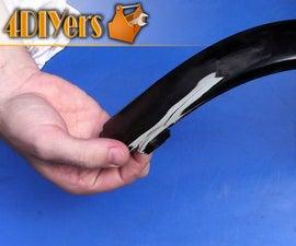 How to Properly Repair Cracked Plastic Trim