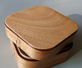 Laser Bending Ply Wood
