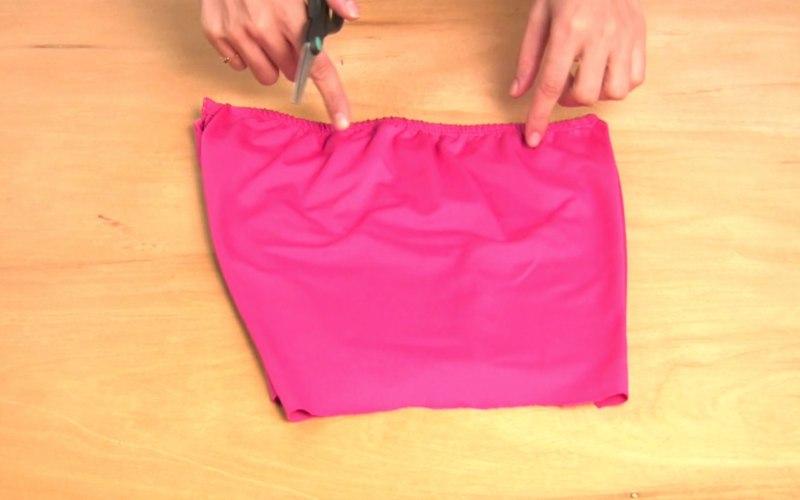 Picture of Turn a Legging Into a Bikini
