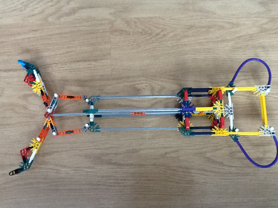 Picture of Knex Claw