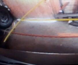 Reverse Parking in the Garage - Assit
