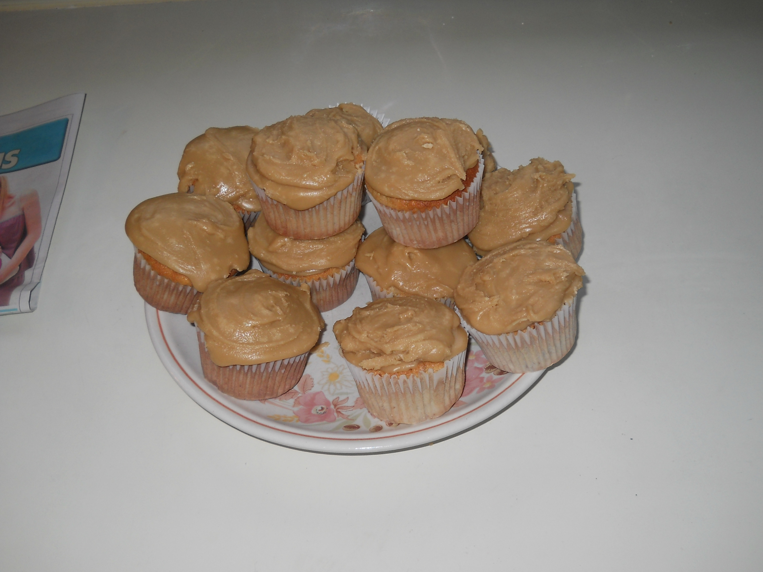 Picture of Banoffie Pie Cupcakes!