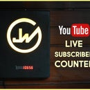 Make a Live Youtube Subscribe Counter