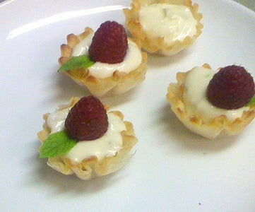 Simple and Elegant Wedding Appetizers