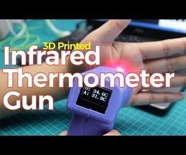 How to Make a Temperature Gun With Esp32