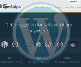 Issuing OpenBadges with Wordpress