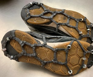 Better No-Cost Crampons
