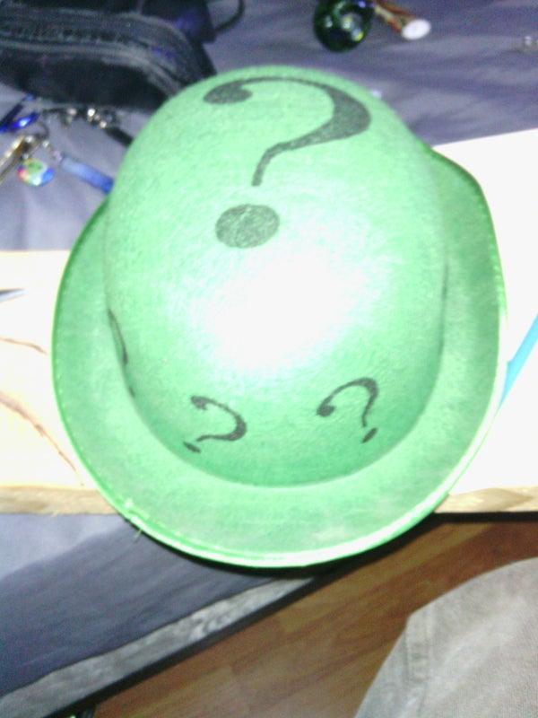 ==Riddler Hat==