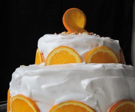Deceptive Sandwich Cake