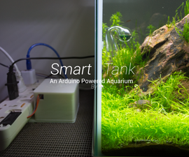Smart Tank - Arduino Powered Aquarium