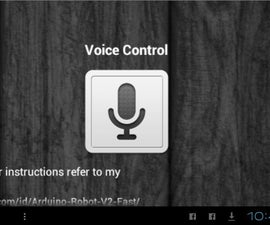 Voice Control Your Arduino