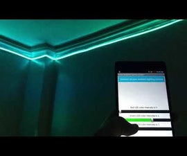 Home Ambient Lighting Using PICO