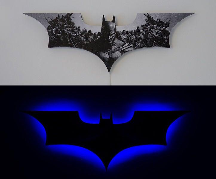 Yet Another Batman Lamp