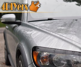 4 Ways on How to Remove Tree Sap From Your Vehicle