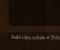 How to Remove Webs.com Footer