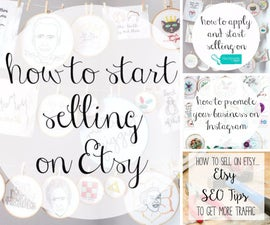 How to Sell Handmade Goods Online