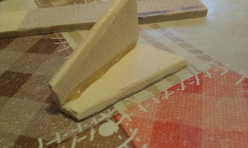 Glue Parts