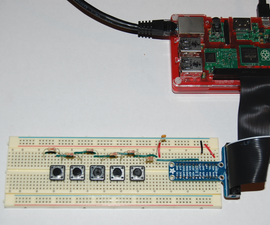 RaspberryPi: Multiple Buttons On One Digital Pin
