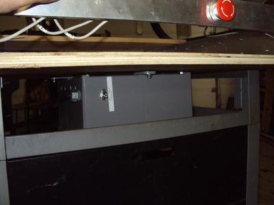 Mount the Control Box