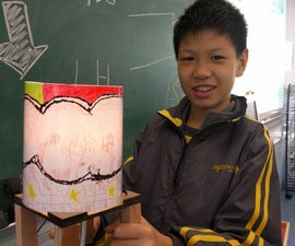 Light It Up! - How to Teach Elementary School Kids to Make Their Customize Lamps