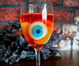 Shiratama Eyeball Drinks!