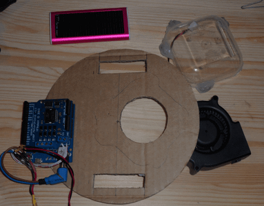 Create a Robot Chassis