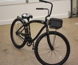 Pelican Case Bike Basket
