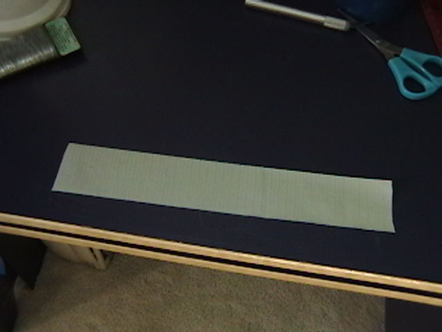 Picture of Making the Belt